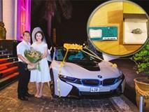 Ghen tị với cuộc sống xa hoa của cô vợ Đà Nẵng được tặng nhẫn kim cương, đi siêu xe 7 tỉ