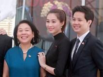 """Những điều ít biết về mẹ chồng và nhà chồng """"cực khủng"""" của Hoa hậu Thu Thảo"""