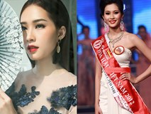 """Hoa hậu Thu Thảo từ cô gái khẳng khiu đến sắc đẹp """"không góc chết"""""""