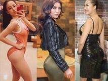 Những mỹ nhân Việt đánh bóng tên tuổi nhờ vòng 3 siêu 'khủng'