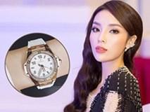 Kỳ Duyên gây chú ý khi khoe đồng hồ mới trị giá hơn 600 triệu đồng