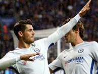 Đả bại Leicester, nhà vua Chelsea đang trở lại