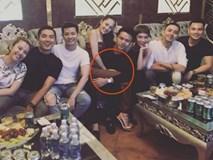 Sự thật về bức ảnh Bảo Anh ngồi trong lòng 'trai lạ' vào sinh nhật vắng Hồ Quang Hiếu