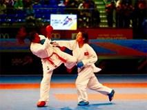 Nguyễn Thị Ngoan mang về HCV lịch sử cho karatedo Việt Nam