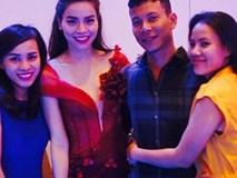 Chân dung Hoài Lê, người chị dâu cùng tuổi rất thân thiết với ca sĩ Hồ Ngọc Hà