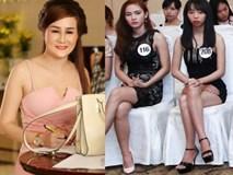 Cộng đồng mạng dậy sóng, chê bai nhan sắc thí sinh Hoa hậu Hoàn vũ Việt Nam