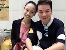 Bắt gặp hoa hậu Phương Nga tại cửa hàng ăn, Đàm Vĩnh Hưng vui vẻ chụp ảnh cùng