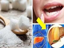 Bạn sẽ không ngờ những tác hại khi ăn nhiều đường lại nghiêm trọng thế này