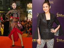 Sao Việt mặc xấu: Chấm thi hoa hậu nhưng Hoàng My gây thất vọng vì bộ đồ xấu tột độ