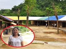 """Hiệu trưởng Tiểu học Lũng Luông: """"Bịa đặt trường chỉ 30 học sinh làm thầy cô quá chạnh lòng"""""""