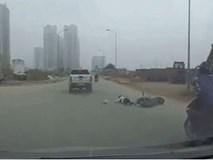 Tài xế đen đủi bỗng vướng vào vụ tai nạn: Nguyên nhân chỉ vì một cô gái cẩu thả