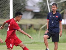 HLV Hoàng Anh Tuấn không sợ U18 Thái Lan, muốn thắng mọi đối thủ