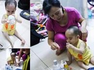 Một ngày của cô bé 4 tuổi không được đến trường, 'sống sót' nhờ những chiếc băng vệ sinh và bao cao su