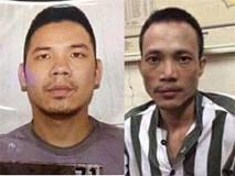 Lý lịch đáng sợ của 2 tử tù vừa trốn khỏi phòng biệt giam