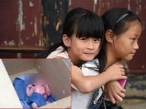 Bị vứt bỏ trong thùng carton chỉ vì là con gái, những đứa trẻ này đã gặp 1 người khiến đời chúng thay đổi