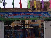 Hà Nội: 31 trẻ bị nghi ngộ độc thực phẩm sau bữa ăn ở trường mầm non