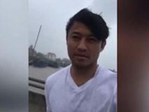 Quý Bình lao vào tâm bão, tường thuật trực tiếp sự khủng khiếp của bão số 10