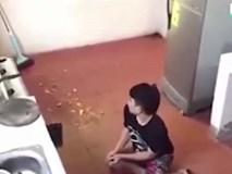 Những cảnh tượng bi hài khi các ông chồng vào bếp...