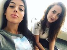 Người yêu Ronaldo có chị gái xinh chẳng kém siêu mẫu