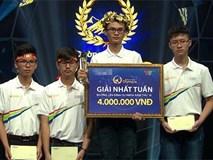 Chàng trai được mệnh danh 'thắng không đối thủ' tại Olympia năm thứ 18