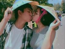 Bạn gái Hoài Lâm khoe ảnh hôn nhau giữa đường sau khi bị chỉ trích chuyện tình yêu