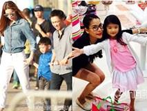 Bố mẹ nổi tiếng 'đường ai nấy đi', cuộc sống của những nhóc tỳ nhà sao Việt này ra sao?