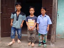 """Cuộc mưu sinh chật vật của """"gia đình người lùn"""" ở Hưng Yên"""