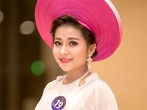Dân mạng 'săn lùng' 9X xứ Nghệ vừa xinh, vừa hát dân ca ngọt lịm