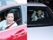 Muôn cách hành xử của sao Việt khi xảy ra va chạm giao thông