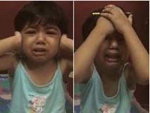 Từ clip bé gái 4 tuổi bị mẹ la hét, tát vào mặt vì không biết đọc, nghĩ về cách kỷ luật con của cha mẹ