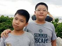 Hai anh em ở Hà Nội đi học suốt đêm không về?
