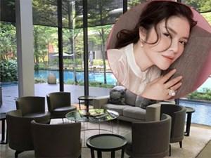 Lý Nhã Kỳ tậu penthouse siêu sang hơn 100 tỷ đồng tại Singapore