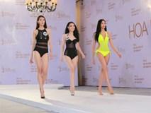 Hoàng Thùy catwalk xuất sắc, 'chặt đẹp' dàn thí sinh Hoa hậu Hoàn vũ Việt Nam 2017