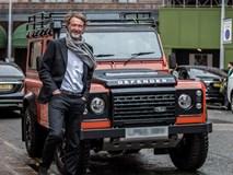 Tỷ phú Anh bỏ 600 triệu bảng chế tạo xe off-road