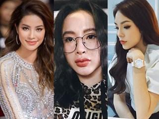 """Sao Việt theo mốt """"môi tều"""" như Kylie Jenner: Người đẹp, kẻ thành thảm họa!"""