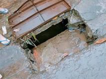 Tìm thấy thi thể nữ sinh bị nước cuốn trôi xuống cống