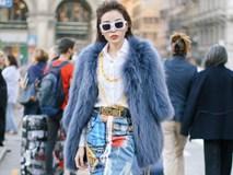 """Clip: Đâu chịu kém chị kém em, Kỳ Duyên cũng vừa khoe khả năng nói tiếng Anh tại """"Milan Fashion Week 2018"""""""
