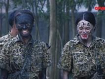 Nghe Hương Giang Idol hô hiệu lệnh trong quân đội, Mai Ngô cười như bị ai 'thọc lét'