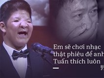 Hành trình 15 năm chữa bệnh cho con trai của Quốc Tuấn