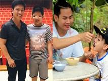 Hành trình dốc hết sức, hết tiền để chữa bệnh cho con của sao Việt