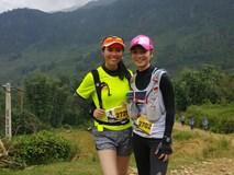 MC Thùy Dung hào hứng tham gia giải Vietnam Mountain Marathon 2017 tại Sapa