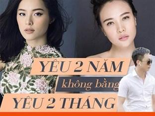 Chỉ cần 2 tháng, Cường Đô La đã cho Đàm Thu Trang thứ danh phận mà 2 năm bên nhau, Hạ Vi chưa từng có?