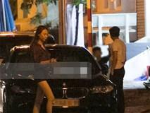Hot: Đàm Thu Trang về cùng nhà Cường Đô La và Subeo, khẳng định chuyện hẹn hò là thật!