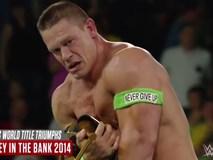 Những lần giành đai vô địch ấn tượng trong sự nghiệp John Cena