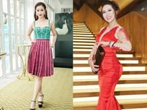Sau scandal tình ái, Maya vô tư mặc xấu, Phi Thanh Vân tiếp tục khoe mỡ thừa