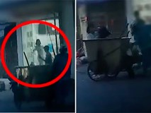 Clip: Chuyện kinh hoàng ẩn trong những túi nylon đen được vứt ra xe rác từ phòng khám thai ở Hà Nội