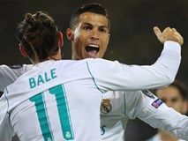 Ronaldo lập cú đúp, Real Madrid nhấn chìm chủ nhà Dortmund