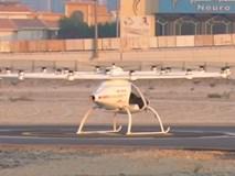 Dubai thử nghiệm taxi bay