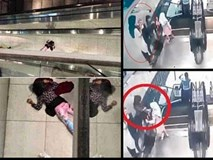Tai nạn nguy hiểm từ thang máy