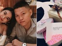 Yêu chỉ 4 tháng là cưới, cô vợ xinh đẹp được chồng tặng 80 triệu vào sinh nhật